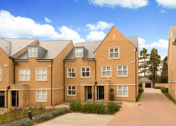 Thumbnail 4 bed flat to rent in Queenswood Crescent, Englefield Green, Egham