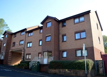 Thumbnail 2 bed flat for sale in Old Mill Court, Duntocher