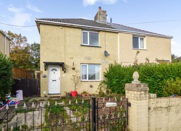 Thumbnail 3 bed semi-detached house for sale in Windsor Road, Brynmawr, Ebbw Vale