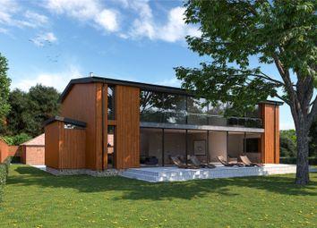 Thumbnail 4 bed detached house for sale in Postern Lane, Tonbridge, Kent