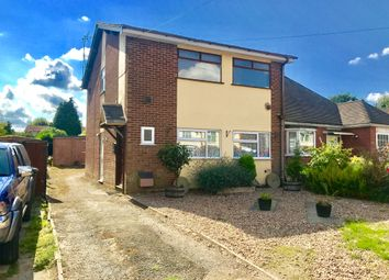 Thumbnail 2 bed flat for sale in Byron Street, Barwell, Leicester