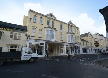 Thumbnail 2 bedroom flat to rent in 2 Bedroom First Floor Flat, Bear Street, Barnstaple