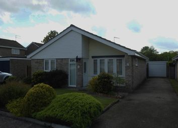 Thumbnail 3 bedroom detached bungalow for sale in Romney Place, Gunton, Lowestoft