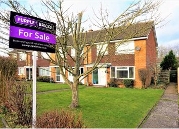 Thumbnail 3 bed end terrace house for sale in Faulkner Way, High Wycombe
