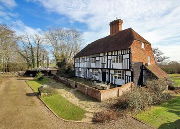Thumbnail 6 bed detached house for sale in Four Oaks Road, Headcorn, Kent