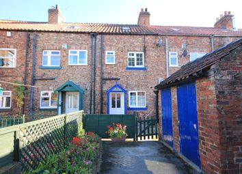 Thumbnail 4 bedroom terraced house for sale in Long Street, Thirsk