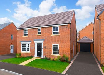 "4 bed detached house for sale in ""Bradgate"" at Ada Wright Way, Wigston LE18"