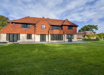 Thumbnail 5 bed detached house to rent in Ockham Lane, Cobham, Surrey