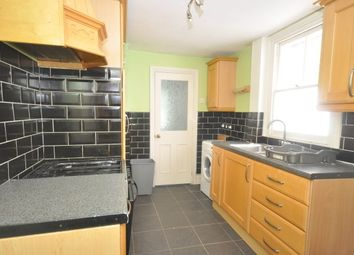 Thumbnail 2 bedroom terraced house to rent in Canterbury Street, Gillingham