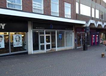 Thumbnail Retail premises to let in 20 Bridge Street, Nuneaton, Warwickshire