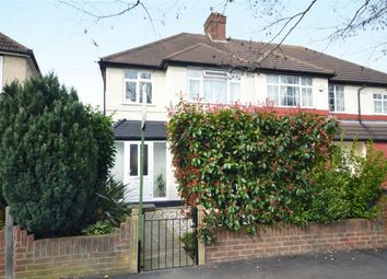 Thumbnail 3 bed semi-detached house for sale in Riverside Walk, Isleworth