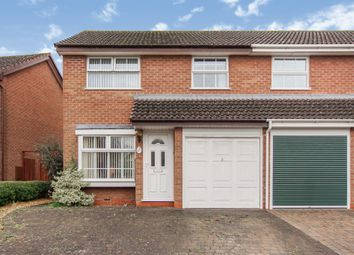 Thumbnail 3 bedroom semi-detached house for sale in Shackleton Avenue, Yate, Bristol