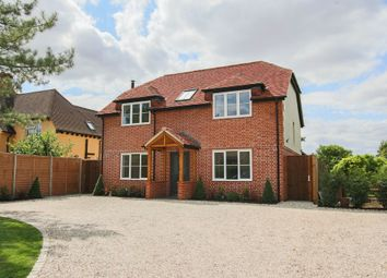 Thumbnail 4 bed detached house for sale in The Causeway, Brent Pelham, Buntingford