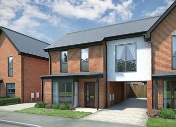 Thumbnail 2 bedroom property for sale in Biggs Lane, Arborfield, Reading