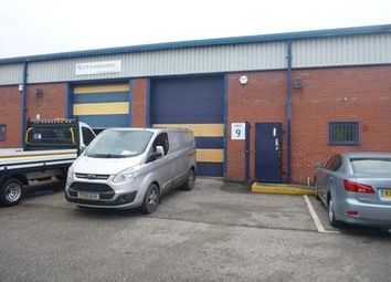 Thumbnail Light industrial to let in Unit 9 Highgrounds Industrial Estate, Worksop, Nottinghamshire