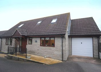 Thumbnail Detached bungalow for sale in Somerton Road, Huish Episcopi, Langport
