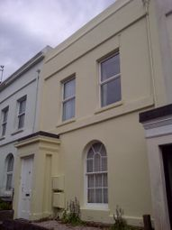 Thumbnail 2 bed town house to rent in Prospect Street, North Hill, Plymouth