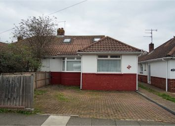 Thumbnail 4 bed semi-detached bungalow for sale in Valley Road, Brighton