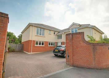 Thumbnail 5 bed detached house for sale in Exton, Exeter