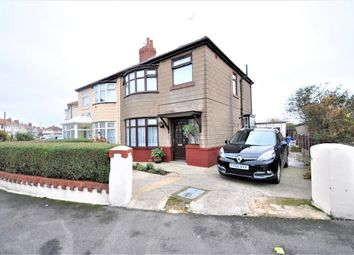 Thumbnail 3 bed semi-detached house for sale in Palatine Road, Cleveleys, Thornton Cleveleys, Lancashire
