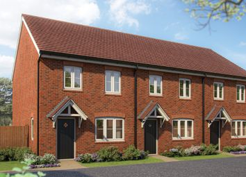 """Thumbnail 3 bed terraced house for sale in """"The Magnolia """" at Silverwoods Way, Kidderminster"""