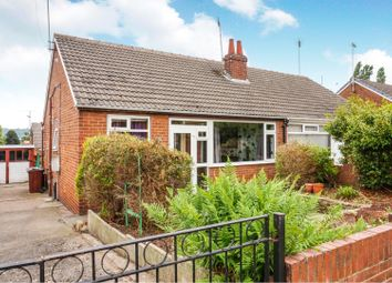 Thumbnail 2 bed semi-detached bungalow for sale in Manor Farm Drive, Churwell, Leeds
