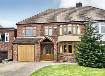 Ninefoot Lane, Tamworth B77. 4 bed semi-detached house for sale