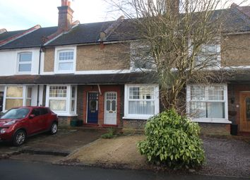 Thumbnail 2 bed terraced house to rent in St Johns Road, Redhill