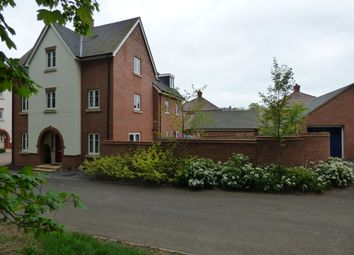 Thumbnail 4 bed semi-detached house to rent in Fitzgerald Court, Northampton
