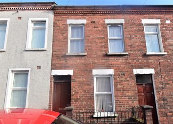 Thumbnail 4 bed terraced house to rent in 70 Palestine Street, Belfast