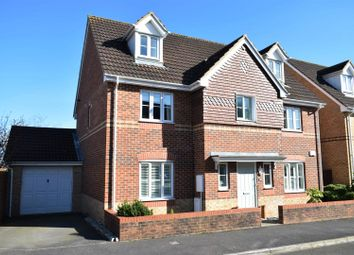 Thumbnail 5 bed detached house for sale in Sunderland Gardens, Newbury
