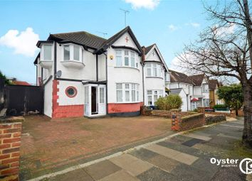 Thumbnail 3 bed semi-detached house to rent in Lewes Road, London, Greater London