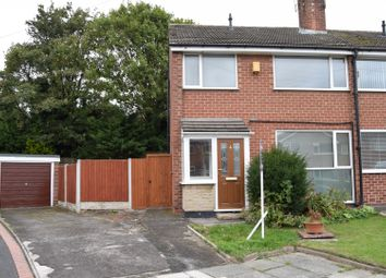 Thumbnail 3 bed semi-detached house for sale in Newton Way, Upton