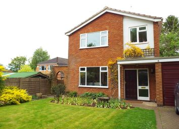 Thumbnail 3 bed detached house to rent in Leire Lane, Dunton Bassett, Lutterworth