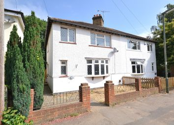 Thumbnail 3 bed semi-detached house for sale in Felcott Road, Hersham, Walton-On-Thames