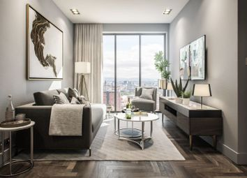 Thumbnail 3 bed flat for sale in Carnaby Place Apartments, Regent Rd, Manchester