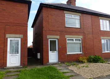 Thumbnail 3 bed semi-detached house to rent in West Street, Scawby, North Lincolnshire