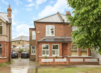 Thumbnail 3 bed property to rent in Church Grove, Hampton Wick, Kingston Upon Thames