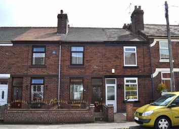 Thumbnail 2 bed terraced house for sale in Queen Street, Porthill, Newcastle