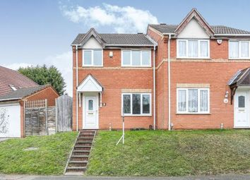 Thumbnail 3 bed semi-detached house for sale in Cambridge Way, Birmingham, West Midlands