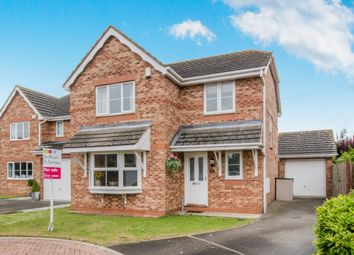 Thumbnail 4 bedroom detached house for sale in Cedar Crescent, Selby
