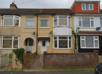 Thumbnail 3 bed terraced house for sale in Virginia Park Road, Gosport
