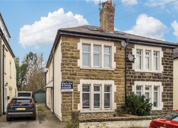 3 bed semi-detached house for sale in Moorland Road, Harrogate, North Yorkshire HG2