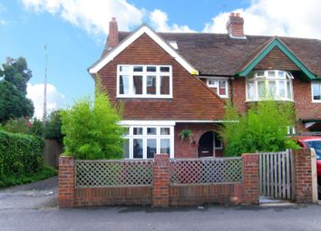 Thumbnail 5 bed end terrace house for sale in Milman Road, Reading