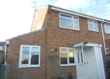 Thumbnail 1 bedroom terraced house for sale in Milburn Grove, Bingham, Nottingham