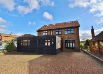 Thumbnail 5 bed detached bungalow for sale in Lodge Lane, Romford