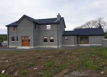 Thumbnail 4 bed detached house for sale in Flough Road, Banbridge