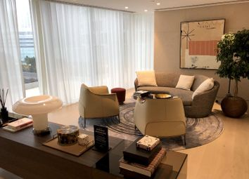 Thumbnail 1 bed flat for sale in Marsh Wall, London