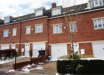 Thumbnail 3 bed town house for sale in Thales Drive, Arnold