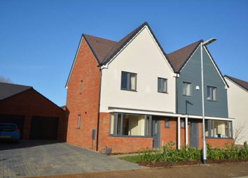 Thumbnail 3 bed semi-detached house to rent in Ashpole Avenue, Wootton, Bedford